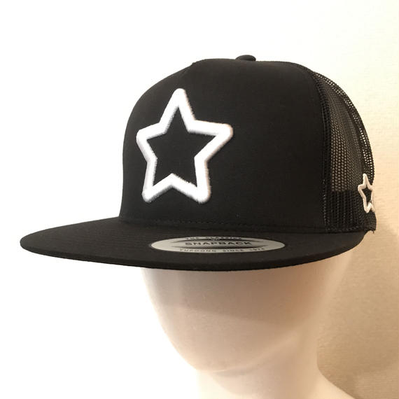 mobstar mesh cap black
