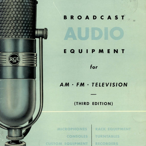 RCA BROADCAST AUDIO EQUIPMENT 1957 (PDF)