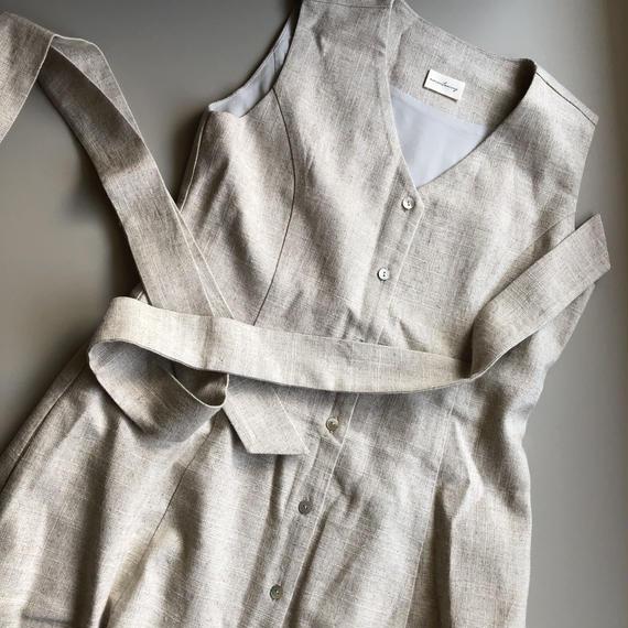 summer dress linencanvas