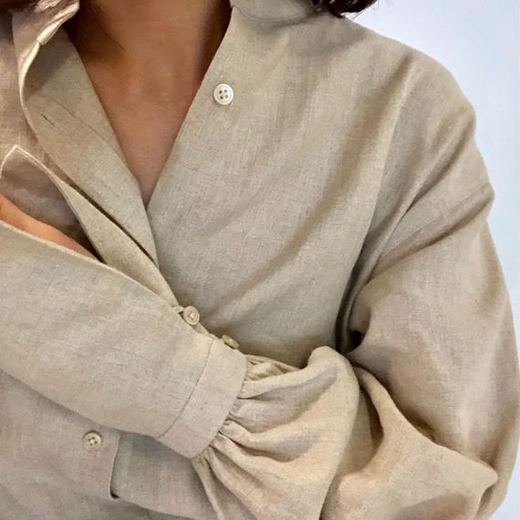 cuffs shirt onepiece