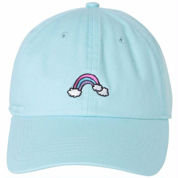 """Rainbow"" Low Cap"