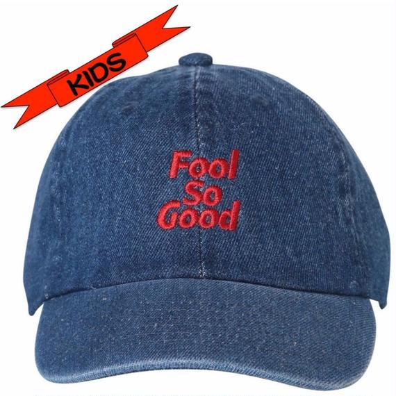 "KIDS (4才から7才) ""Fool So Good""  Low Cap"
