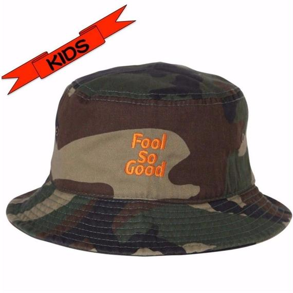 "KIDS ""Fool So Good""  Bucket Hat"