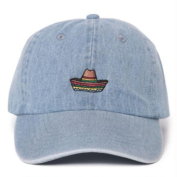 """""""Sombrero"""" Low Cap"""