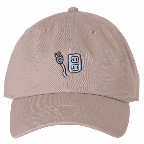 """Electric outlet"" Low Cap"