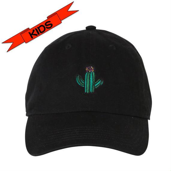 """KIDS (4才から7才) """"Cactus""""  Low Cap"""