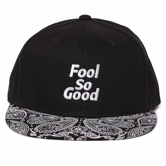 """Fool So Good"" Snap Back Cap 5"