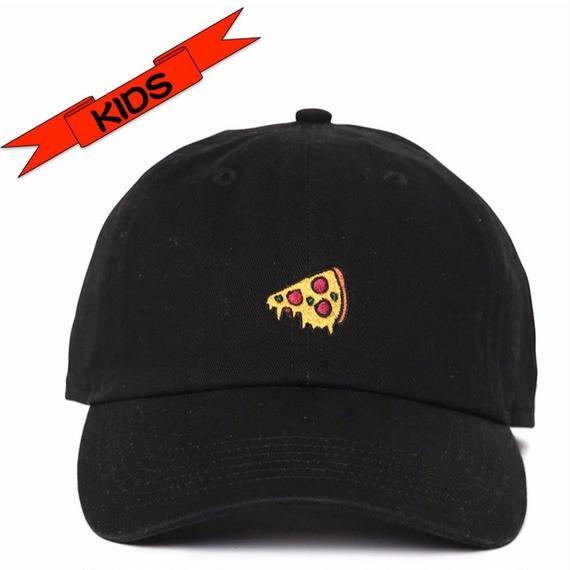 "KIDS (4才から7才) ""Pizza slice""  Low Cap"
