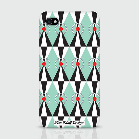 Green Circus Case for iPhone 6