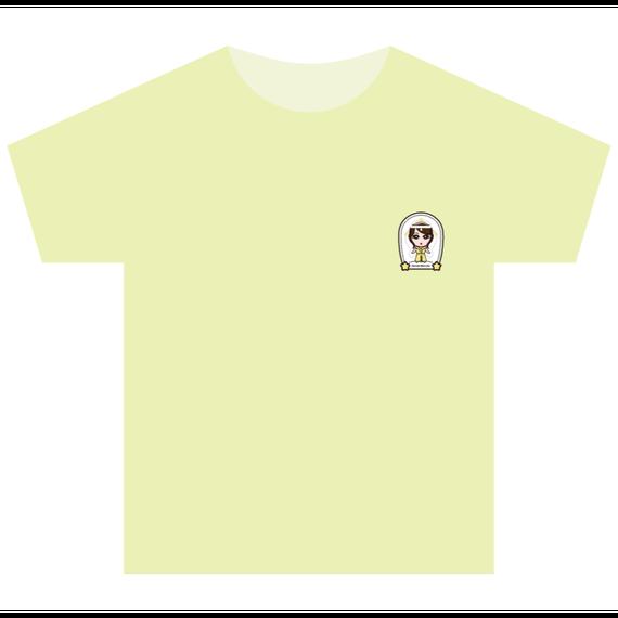 Tシャツ(黃)