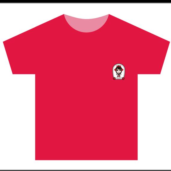 Tシャツ(赤)