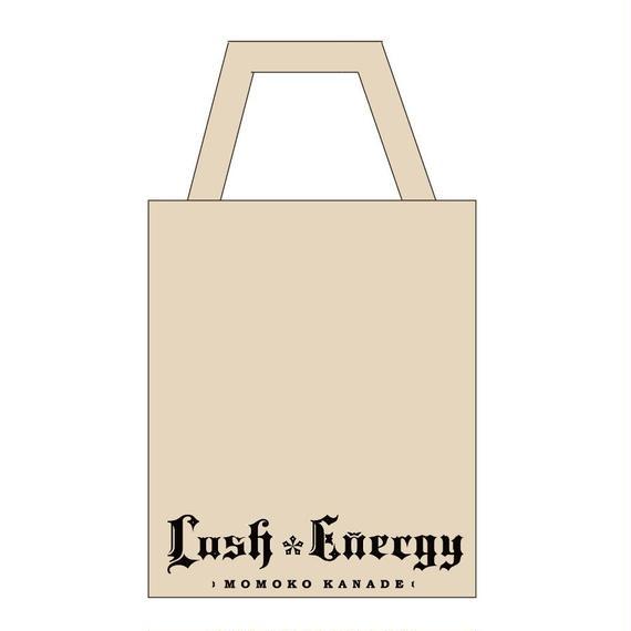 Lush*EnergyテキストロゴトートバッグタイプB