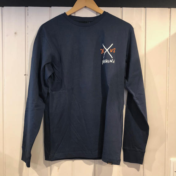 WORKERS L/S TEE
