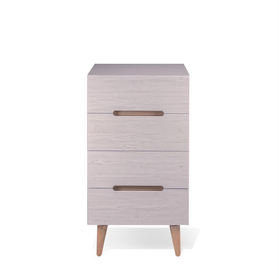 Flamingo Chest White Pine 400size
