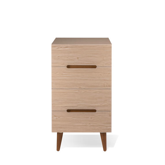 Flamingo Chest Brown Pine 400size
