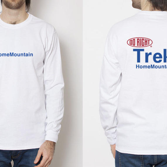 Home Mountain long sleeve T