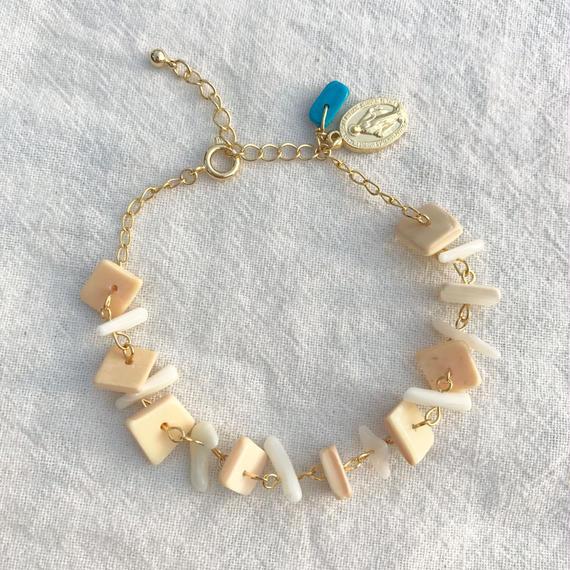 112 beach sand bracelet