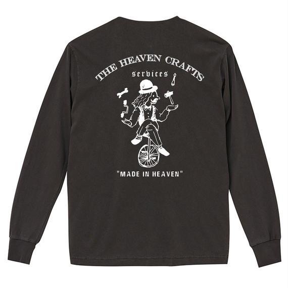 The Heaven C ロングスリーヴ