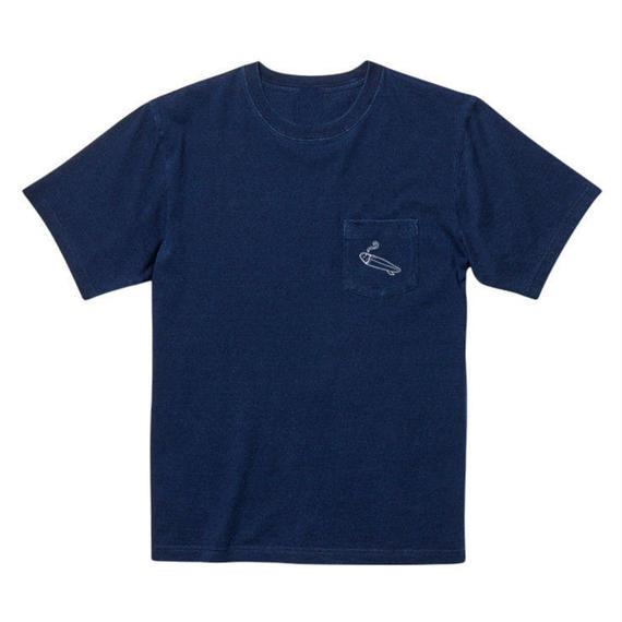 SINGLE FIN T-shirts pocket