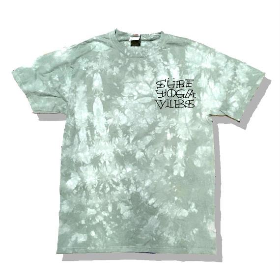 SURF YOGA VIBES t-shirts