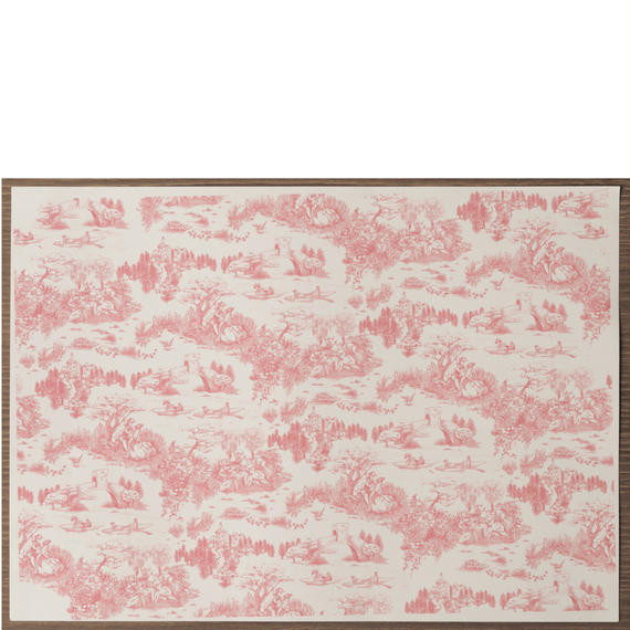 トワルトジュイ(ピンク A3サイズ) 転写フィルム