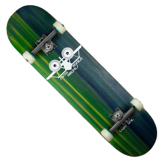 "Santa Monica Airlines Complete Skateboard ""EIGHT ONE"" 8.1"