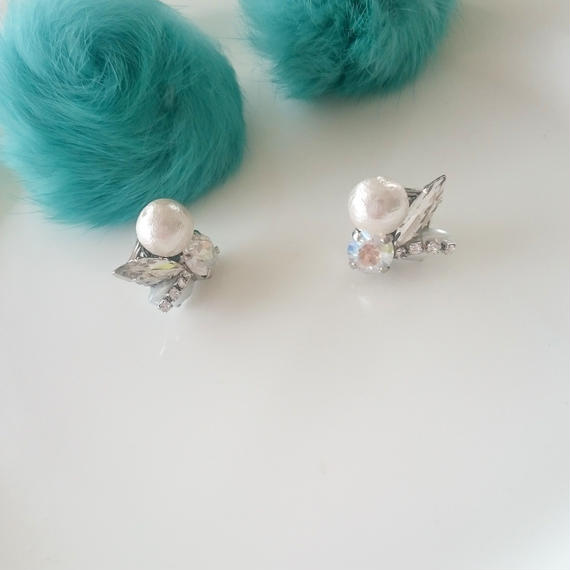 fur catch pierce*Mintgreen