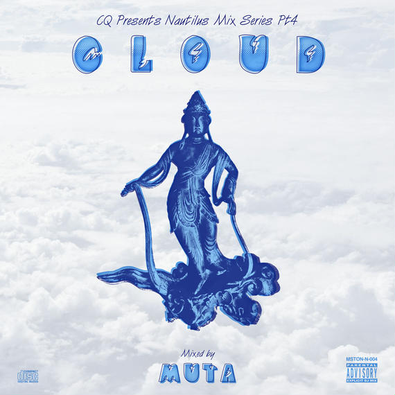 "CQ Presetns Nautilus Mix Series Pt.4 ""CLOUD"" Mixed by MUTA【CD】"