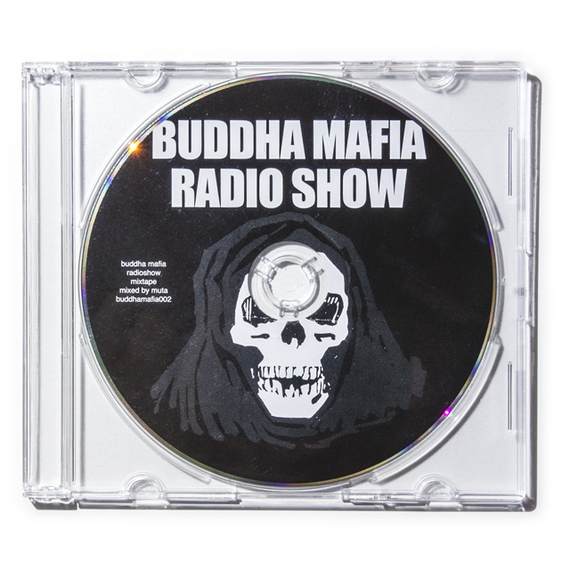 BUDDHA MAFIA RADIOSHOW MIXTAPE VOL.2 【MIX】
