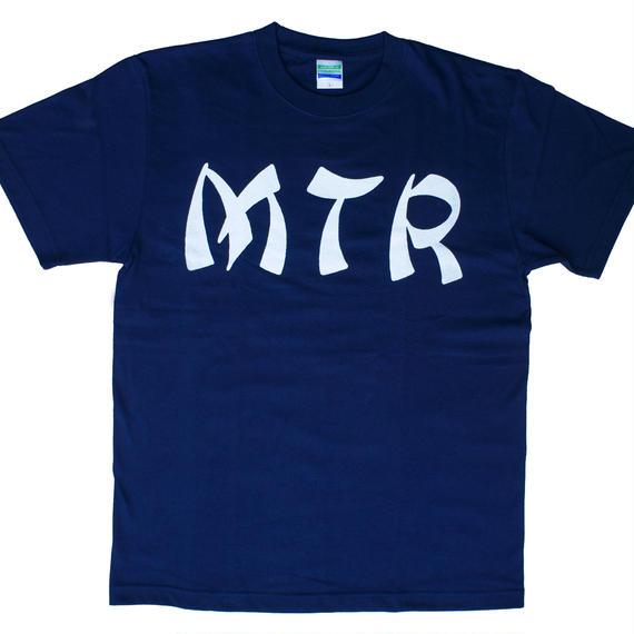 MTR TシャツKANG-FU_手刷り