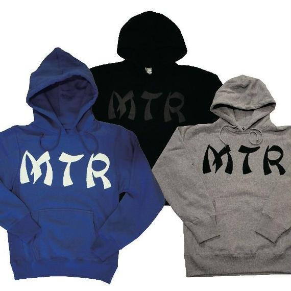 MTR手刷りパーカー (KANG-FU)