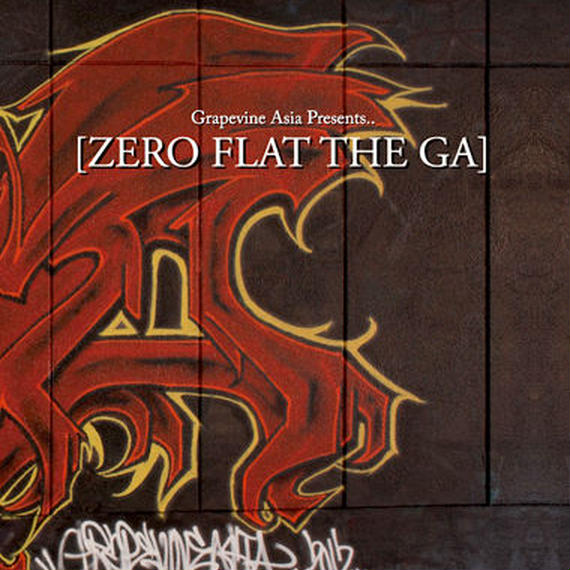GRAPEVINE ASIA presents 『ZERO FLAT THE GA』DVD  GRAPEVINE ASIA presents 『ZERO FLAT THE GA』【DVD】