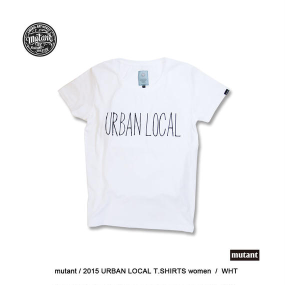 URBAN_LOCAL_Tee_NO.3_women