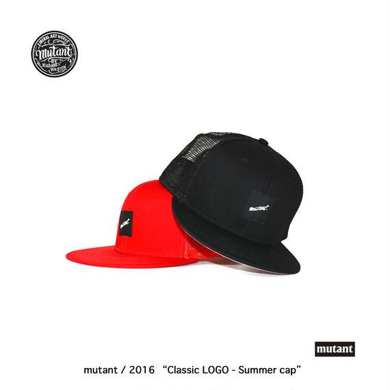 Classic LOGO Summer CAP