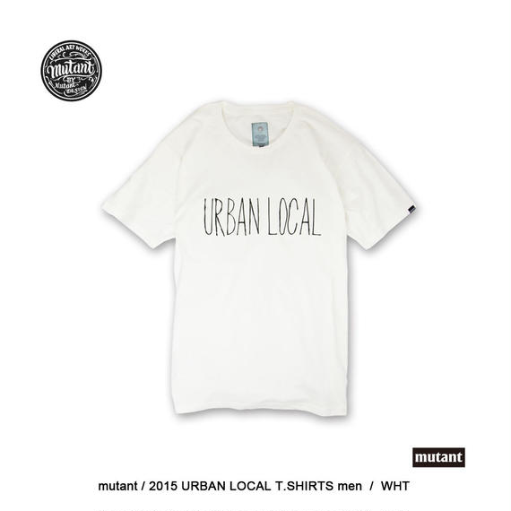 URBAN_LOCAL_Tee_NO.1