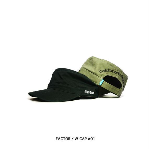 FACTOR W-CAP#01