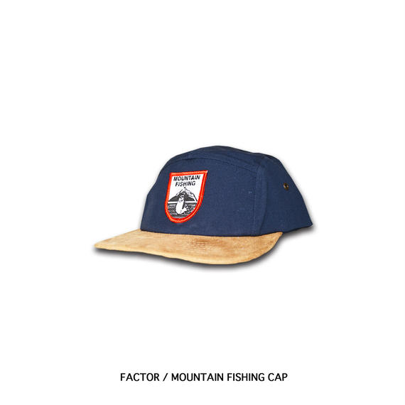 FACTOR / MOUNTAIN FISHING CAP