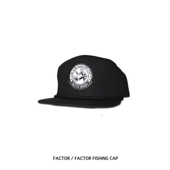 FACTOR /  FISHING CAP