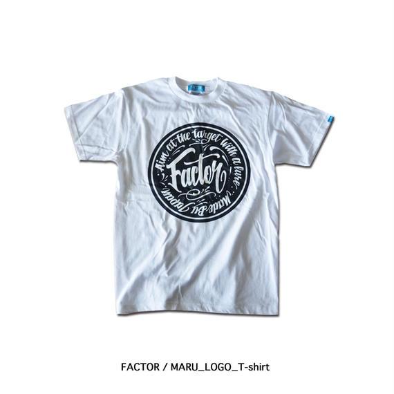 FACTOR_MARU_LOGO_TEE