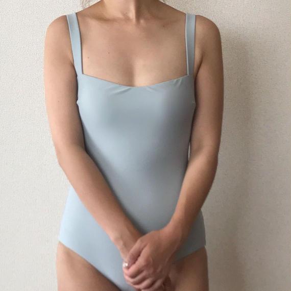 plain one-piece[light blue]