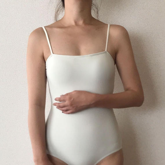 simple one-piece[ivory]