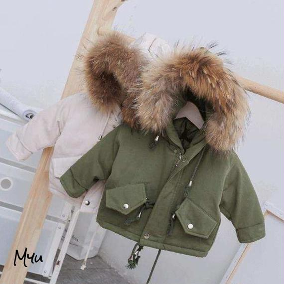 【80〜120cm】Down coat