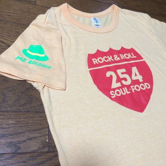 254 Soul-Food 夏休み限定Tシャツ