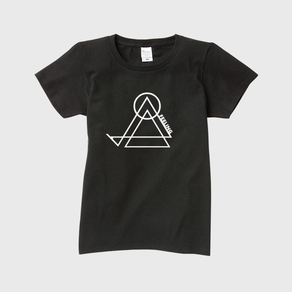 -FEELING-Tシャツ