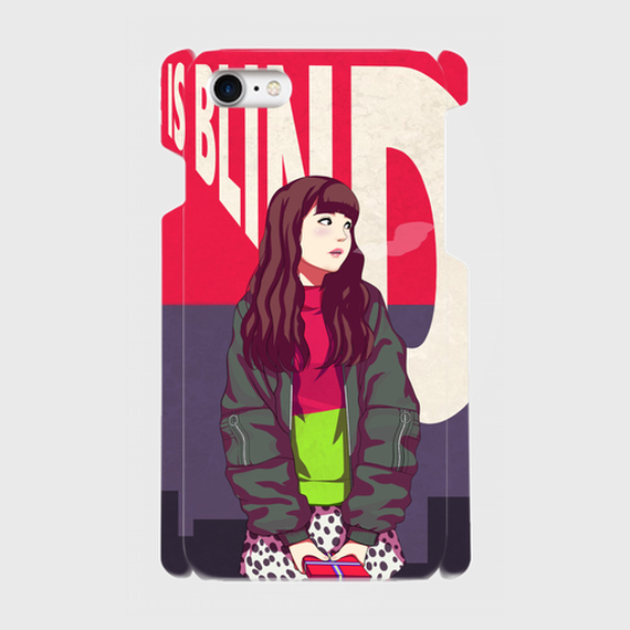 -PRESENT-iPhoneケース