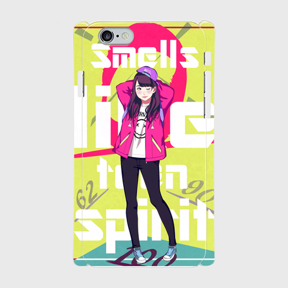 -Smells Like Teen Spiriti-Phoneケース