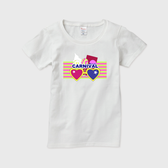 -CARNIVAL-Tシャツ