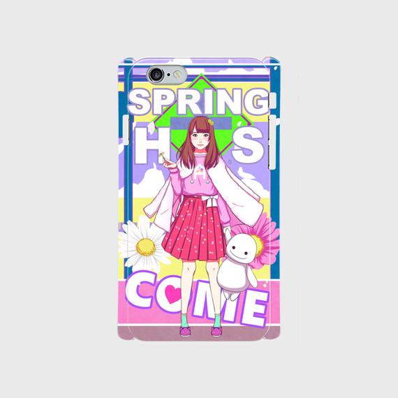 -SPRING-iPhoneケース