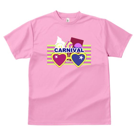 -CARNIVAL-ドライTシャツ
