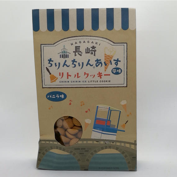 長崎ちりんちりんアイス リトルクッキー